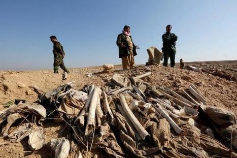 ISIS' Mass Graves Reveal Horror of Thousands Killed in Syria and Iraq | The Pulp Ark Gazette | Scoop.it