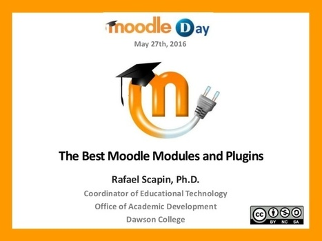 The Best Moodle Modules and Plugins | Developer web | Moodling | Scoop.it