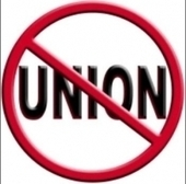 Awww.  Poor Unions. - Chicks on the Right | News You Can Use - NO PINKSLIME | Scoop.it