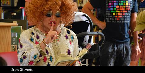 Kids Attend Drag Queen Story Hour | LibraryLinks LiensBiblio | Scoop.it