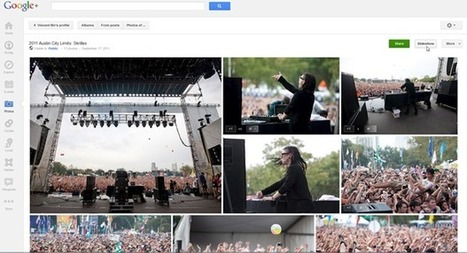 Le novità Slideshow e Scarica Album di Google Plus - SocialMediaLife.it | Marketing, Advertising & Social | Scoop.it