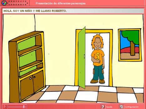 Recursos TIC para alumnos con necesidades educativas especiales | Agrega | ajudetes | Scoop.it