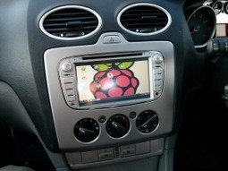 Raspberry Pi car computer | Raspberry Pi | Raspberry Pi | Scoop.it