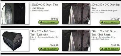 A Grow Tent Can Help You Grow Plants Inside Your House | Hydroponics Equipment | Scoop.it