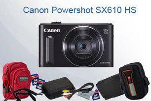 Accessoires pour Canon PowerShot SX610 HS   ditesouistiti.com   Photographie   Scoop.it