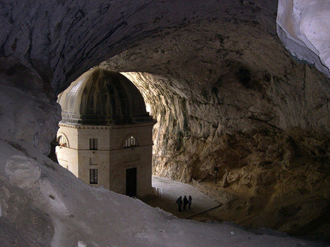 The Temple of Valadier, a refuge for the soul | Le Marche another Italy | Scoop.it