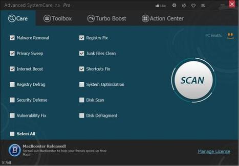 Advanced SystemCare Pro 7.0.6.361 Multilanguage Cracked | 9down | Scoop.it