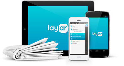 New Layar AR App - HUD Display - Augmented Reality | HUD Display and Augmented Reality | Scoop.it