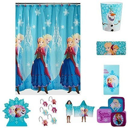 Frozen Bathroom Accessories | The Most Wanted Toys | Scoop.it