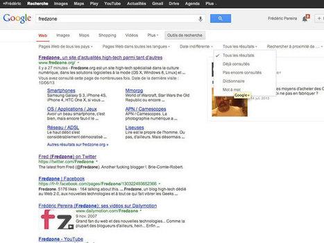 Google Search : de nouveaux critères dans les outils de recherche | Digital & Mobile Marketing Toolkit | Scoop.it