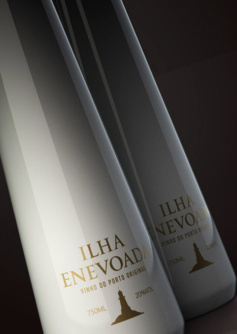 Ilha Enevoada Designed by Pavel Kulinsky | Packaging Design Ideas | Scoop.it