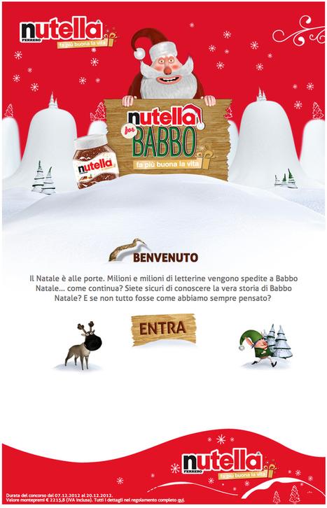 Ferrero Vs Barilla. Il Natale al digitale. | Diskos | News pubblicità | Scoop.it