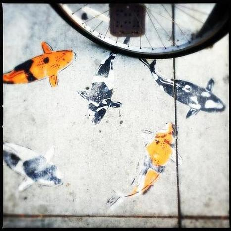 Street art keeps it bright during the gray days in the #bestcityever   Street art   Scoop.it
