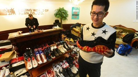 China: 'Sneakerhead' pawns 283 pairs of Nike Air Jordans to buy an apartment - CNN.com | Xposing e-commerce, fashion & unique items. | Scoop.it