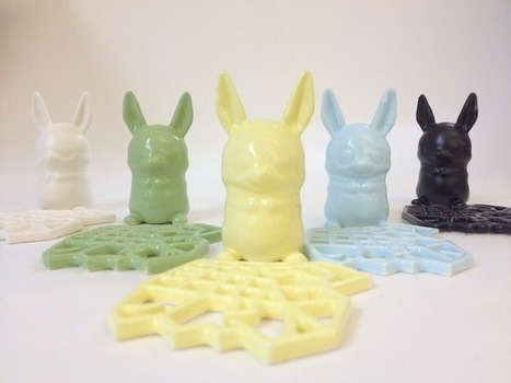 A Beautiful New Palette of Colors for Your Ceramic 3D Printing at Shapeways » Design You Trust – Design Blog and Community | On 3D-printing and the home factory | Scoop.it