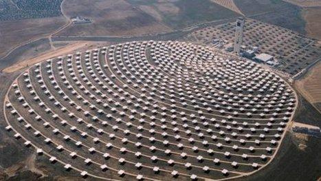 Cina vuole costruire 20 centrali solari termodinamiche entro 2018 | NEWS ENERGIE RINNOVABILI - Canale All News: Fotovoltaico, Eolico, Solare termico, Reti, Efficienza energetica, Mobilità, etc. | Scoop.it