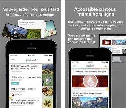 Pocket stocke vos articles en français | netnavig | Scoop.it