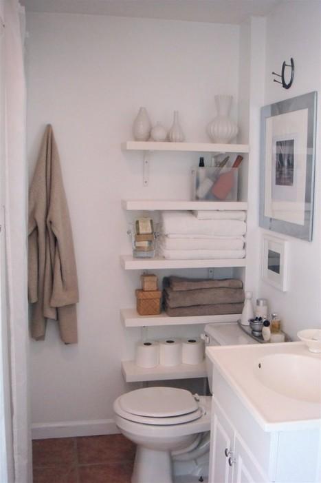 10 id es pour une petite salle de bain cocon de d coration le blog d coration. Black Bedroom Furniture Sets. Home Design Ideas