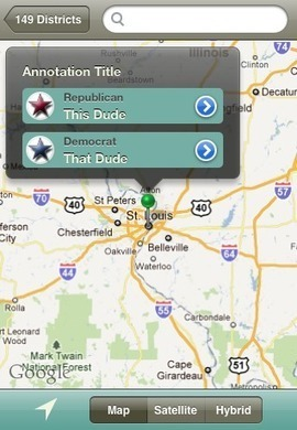 Open Source: Library For Easy iOS Map Kit Annotations With Multiple Individual Selectable Rows | iPhone and iPad development | Scoop.it