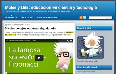 Dos profesores 2.0 enseñan ciencia y tecnología.- | TIC | Scoop.it