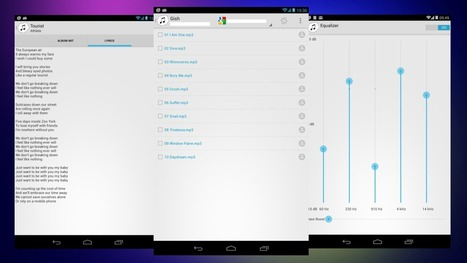 CloudAmpz for Android Streams Music From Dropbox, Box and Google Drive | Le Top des Applications Web et Logiciels Gratuits | Scoop.it
