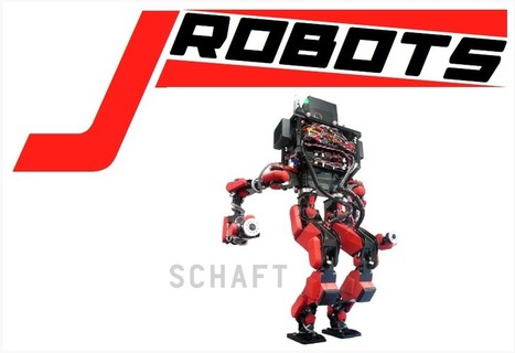 Japanese Robots: The DARPA Robotics Challenge is Underway - Go Team SCHAFT, GO! (VIDEO) | AI, NBI, Robotics & Cybernetics & Android Stuff | Scoop.it