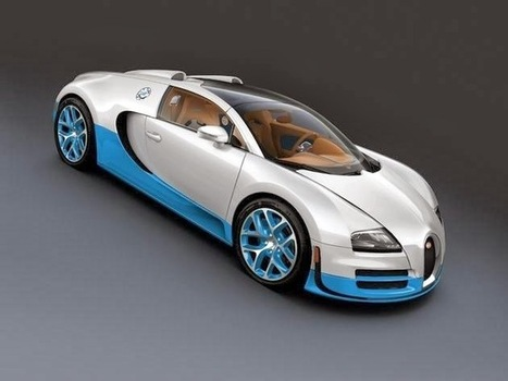 Bugatti Grand Sport Vitesse Special Edition | MyCarzilla | Super cars News | Scoop.it