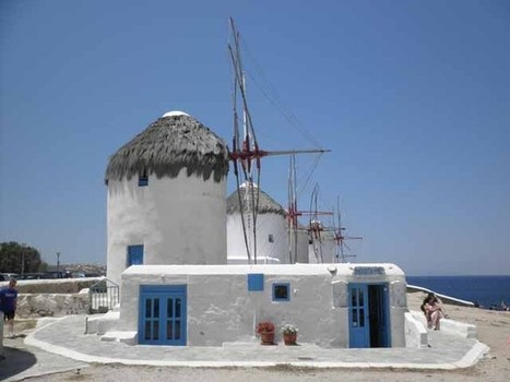 Mykonos and Santorini: Enchanting Greece - Traveling with Sweeney | travelling 2 Greece | Scoop.it