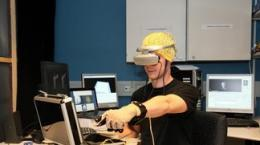 """Using virtual reality to recover from a cerebro-vascular accident 