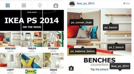 IKEA makes the world's first website inside of Instagram: how? | AGBeat | You and Social Media | Scoop.it