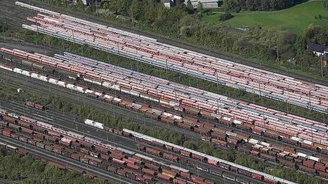 Alemania sin trenes por la novena huelga de maquinistas en once meses | Hermético diario | Scoop.it
