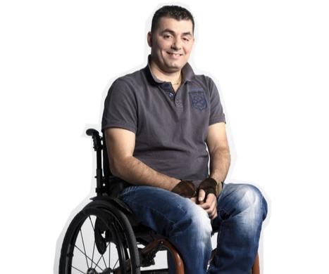 'Hay empresas que aún no se atreven a contratar a un discapacitado'   Discapacidad e integración socio-laboral   Scoop.it
