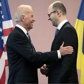 Joe Biden à Kiev : « Le temps presse » - Le Monde | Guerre civile en Ukraine | Scoop.it