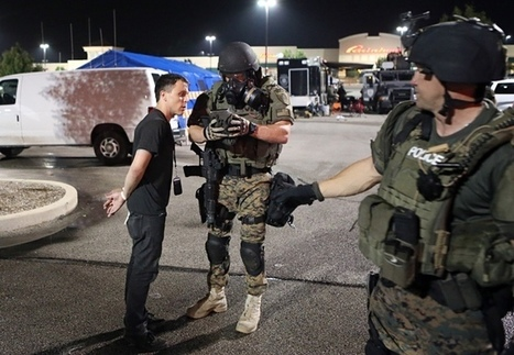 Ferguson: Amid Media Suppression & Teargas, People are Organizing | Coffee Party News | Scoop.it
