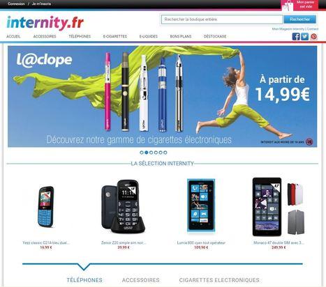 Internity : Que Choisir dénonce la mise en ligne de faux avis clients | e-commerce  - vers le shopping web 3.0 | Scoop.it