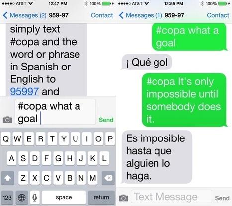 Muuzii: la primera aplicación de traducción en tiempo real para teléfonos móviles - ACTUALIDAD, Aplicaciones, Emprendimientos, Móviles, Tendencias Emergentes, Visión de Negocios - CIO América Latina | Latin Jazz | Scoop.it