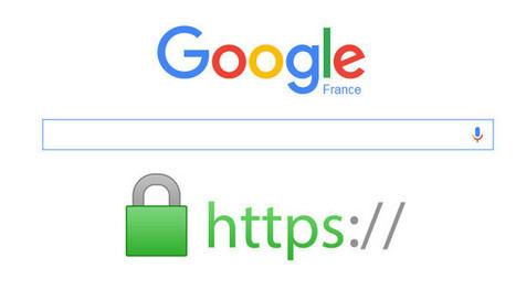 Passage des URLs en HTTPS : perte d'autorité à prévoir ? | Veille : Référencement Naturel SEO | Scoop.it