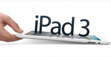 iPad 3 | Apple iPad 3 Features, Release Date & Price (iPad3) - The Tech Labs | Machinimania | Scoop.it