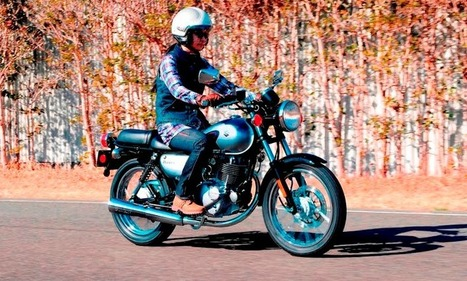 Suzuki GS500 y TU250X: lo retro vuelve a brillar en Latam Review | Cars Reviews and News | Scoop.it