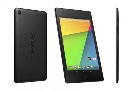 A New and Improved Nexus 7 | NY Times | Into the Driver's Seat | Scoop.it