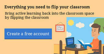 Flipped Classroom platform: Recorded lecture, in-class discussion & activity | ELT & digital world | Scoop.it
