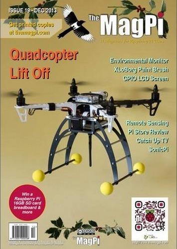 MagPi issue 19 – your free Raspberry Pi magazine, out now | Raspberry Pi | Arduino, Netduino, Rasperry Pi! | Scoop.it