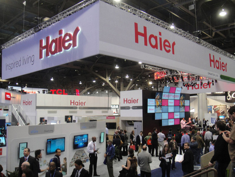 Transformation at the speed of Haier | Pourquoi's innovation and creativity digest | Scoop.it