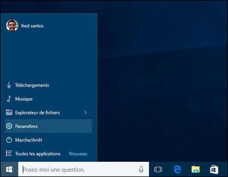 Désactiver la fonction d'ancrage des fenêtres sous Windows 10 | Informatique TPE | Scoop.it