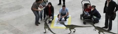 L'incroyable expérience de réalité augmentée par National Geographic - TechRevolutions | BUSDEV Consulting | Scoop.it
