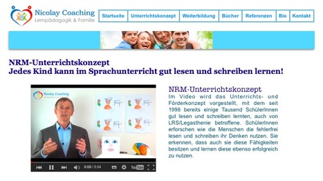Lernförderung | Reading & Writing Challenges and Dyslexia | Scoop.it