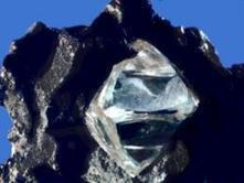 Meteorite yields carbon crystals harder than diamond | Amazing Science | Scoop.it