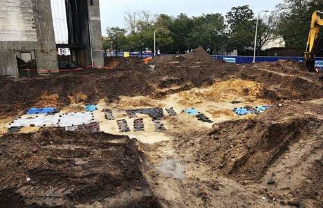 Gaillard grave count reaches 37; cannon ball among discoveries | South Carolina | Scoop.it