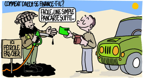 L'argent, nerf de la guerre | Dessinateurs de presse | Scoop.it