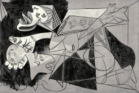 Major exhibition offers unprecedented examination of Picasso's black-and-white palette | Art History & Literary Studies | Scoop.it